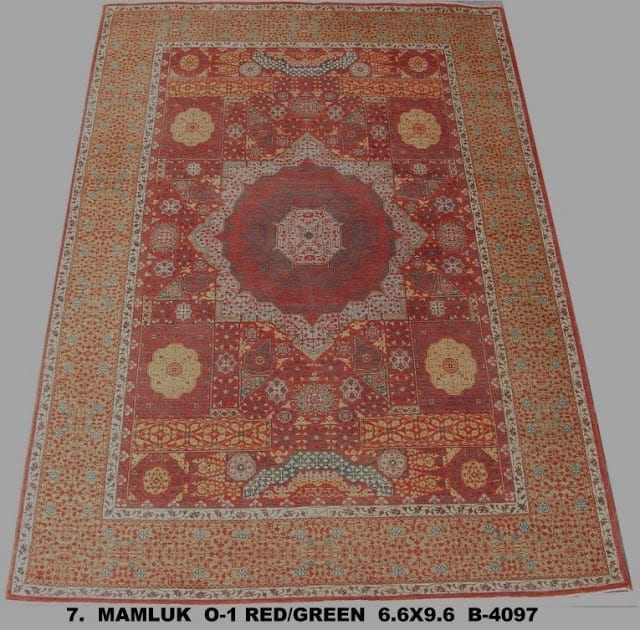 What to look for when buying a hand knotted rug