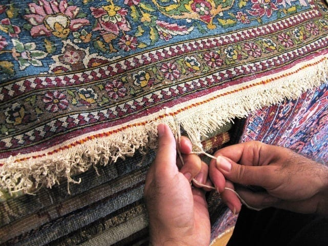 Caring for Rugs