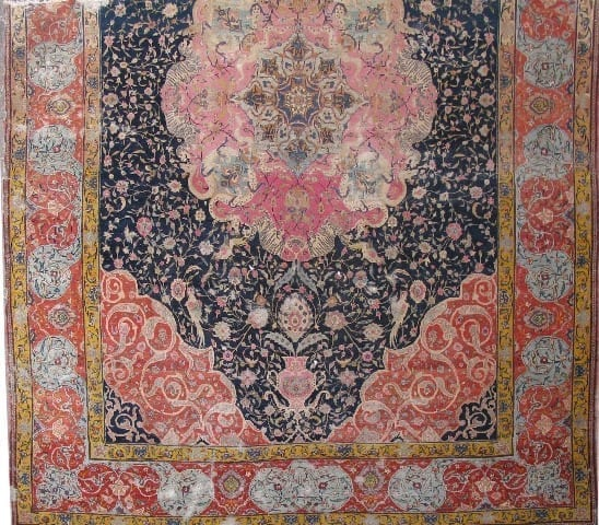 Influential Antique Rugs in History