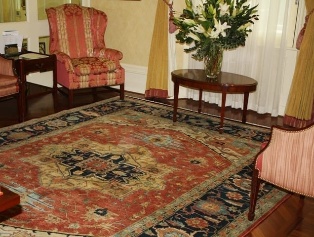 The Sophistication and Elegance of Indian Rugs