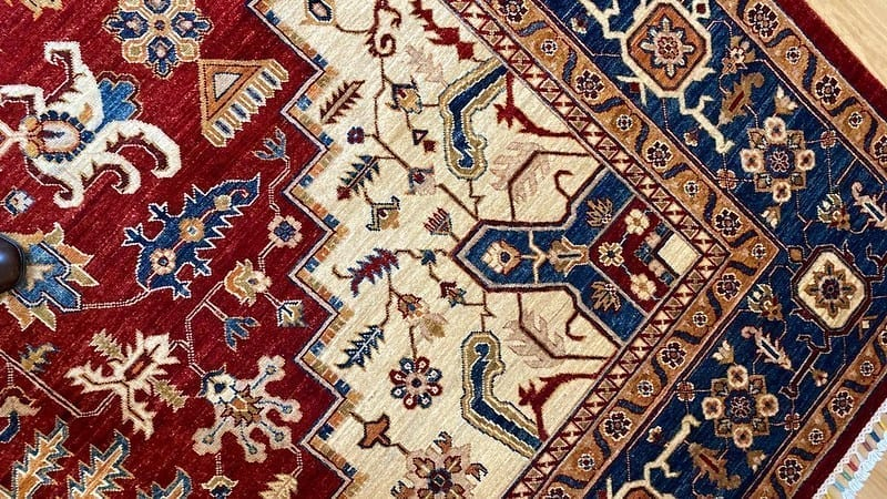 The Unique Artistic Expression in Afghan Rugs
