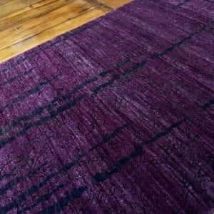Rug# 23468, Agra modern design, 8x8 quality, Tibetan wool, India, size 290x72cm RRP $2400, Special $800 (4)