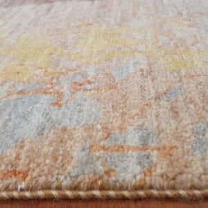 Rug# 24020, Afghan Turkaman weave Varegeh or sample carpet, rare, size 134x73 cm, RRP$900, on special $300 (5)
