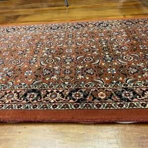 Rug# 2926, Superfine Bukan Bijar, all over mahi design,18x18 quality, size 289x81 cm RRP $3900, Special $1700 (3)