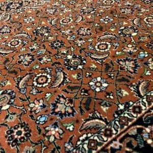 Rug# 2926, Superfine Bukan Bijar, all over mahi design,18x18 quality, size 289x81 cm RRP $3900, Special $1700 (4)