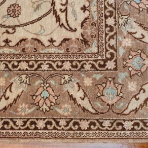 Rug# 4641, Certified Miri-Creation Tabriz, c. 2000, collectable, Persia, size 184x123 cm, RRP$7500, on special $3300 (3)