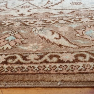 Rug# 4641, Certified Miri-Creation Tabriz, c. 2000, collectable, Persia, size 184x123 cm, RRP$7500, on special $3300 (5)