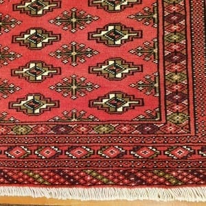 Rug# 6784, Turkaman bag face, Gonbad-Khorassan , Persia, rare, size 125x57 cm, RRP$500, on special $200 (4)