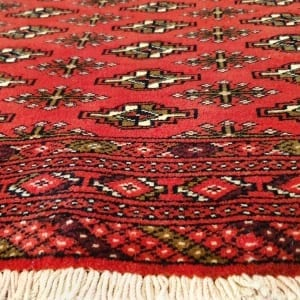 Rug# 6784, Turkaman bag face, Gonbad-Khorassan , Persia, rare, size 125x57 cm, RRP$500, on special $200 (5)
