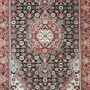 Rug# 14203, Superfine Amritsar, Tabriz design, NZ wool pile, India,size 518x80 cm, $5000, on special , $1850 (4)