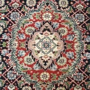 Rug# 14203, Superfine Amritsar, Tabriz design, NZ wool pile, India,size 518x80 cm, $5000, on special , $1850 (6)