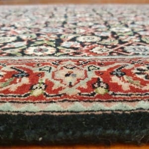 Rug# 23480, Superfine Amritsar, Tabriz dsn, NZ wool pile, India, size 607x81, RRP $5100, on special $1900 (7)