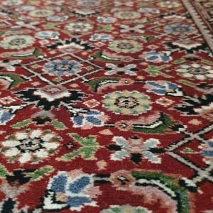Rug# 23653 Superfine Amritsar, NZ wool pile, India, size 651x82, RRP $6500, on special $2700 (6)
