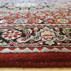 Rug# 23653 Superfine Amritsar, NZ wool pile, India, size 651x82, RRP $6500, on special $2700 (7)