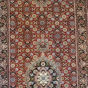 Rug# 23653 Superfine Amritsar, NZ wool pile, India, size 651x82, RRP $6500, on special $2700 (8)