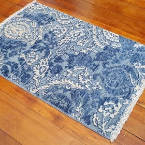 Rug# 25794, Afghan Turkaman weave Varegeh or sample carpet, rare, size 90x60 cm, RRP$600, on special $200 (3)
