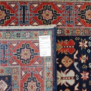 Rug #25979, Afghan Turkaman, 19thc Shirvan design inspired, Hand spun wool pile with natural vegetable dyes, Mazar-Sharf, 153x96 cm, $2300, on special $850 (5)