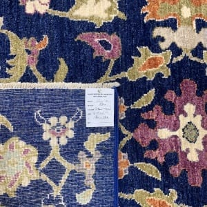 Rug# 26060, Peshawar Chobrang, inspired by 19th c Caucasian Prayer design , HSW pile, Pakistan, size 180x120 cm (5)