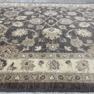 Rug# 26061, Peshawar Chobrang, 19th c Ziegler design , HSW pile, Pakistan, size 183x123 cm (3)