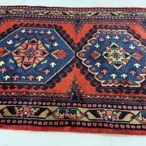 Lot# 51, Viss-Mahal, circa 1970, Sultanabad or Arak province, Persia, size 357x100 cm (2)