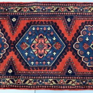 Lot# 51, Viss-Mahal, circa 1970, Sultanabad or Arak province, Persia, size 357x100 cm (3)