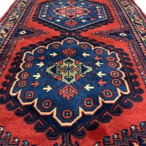 Lot# 51, Viss-Mahal, circa 1970, Sultanabad or Arak province, Persia, size 357x100 cm (5)