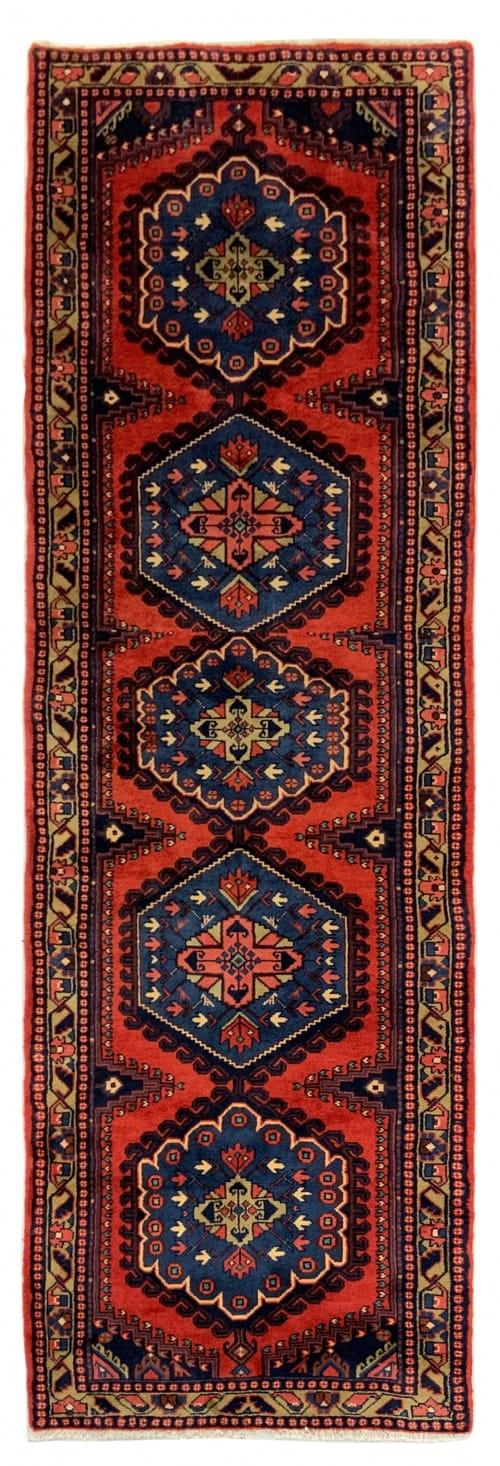 Lot# 51, Viss-Mahal, circa 1970, Sultanabad or Arak province, Persia, size 357x100 cm