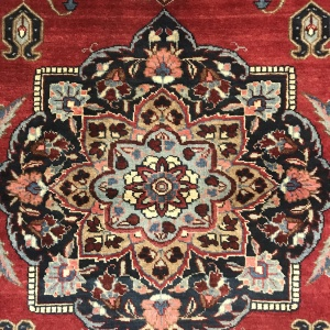 Rug#7014, Superfine vintage Tabriz, rare, collectable, Persia, Size, 182x135 cm (2)