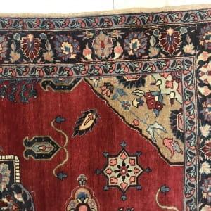 Rug#7014, Superfine vintage Tabriz, rare, collectable, Persia, Size, 182x135 cm (3)