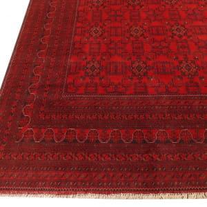 Rug# 26273, Ersari Turkaman, very fine, Afghanistan, Size 383x300 cm (2)