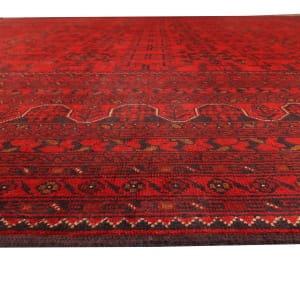 Rug# 26273, Ersari Turkaman, very fine, Afghanistan, Size 383x300 cm (4)