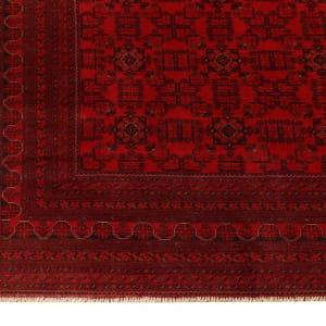 Rug# 26273, Ersari Turkaman, very fine, Afghanistan, Size 383x300 cm (5)
