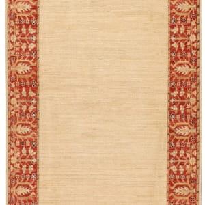 Rug# 26277, Afghan Turkaman, 19th century Zigler inspired, Size 384x92 cm