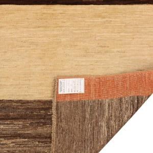 Rug# 26278, Afghan Turkaman, Modern Gabbeh inspired, Size 147x100 cm (4)