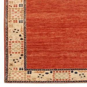 Rug# 26279, Afghan Turkaman,19th c Zigler inspired, Size 376x88 cm (2)