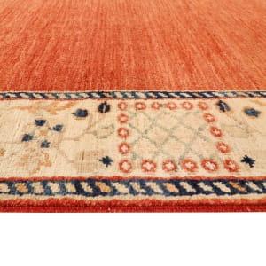 Rug# 26279, Afghan Turkaman,19th c Zigler inspired, Size 376x88 cm (3)