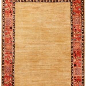 Rug# 26282, Afghan Turkaman,19th c Zigler inspired, Size 199x145 cm