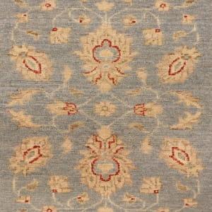 Rug# 26315, Afghan Turkaman,19th c Ziegler inspired, Size 324x78 cm (3)