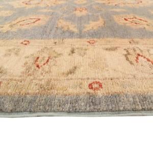 Rug# 26315, Afghan Turkaman,19th c Ziegler inspired, Size 324x78 cm (4)