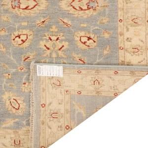 Rug# 26315, Afghan Turkaman,19th c Ziegler inspired, Size 324x78 cm (5)