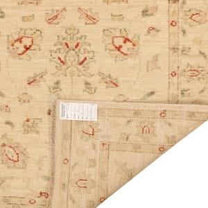 Rug# 26317, Afghan Turkaman,19th c Ziegler inspired, Size 296x80 cm (5)