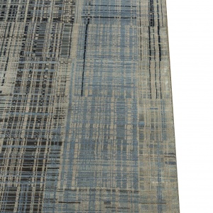Rug# 31196, Jaipur designer rug, Abstract modern with 100% Hand spun NZ wool pile, size 250x170 cm SRB-701Steel BlueClassic Gray (3)
